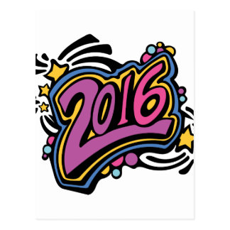 2016 TARJETAS POSTALES