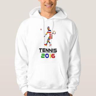2016:Tennis Hoodie