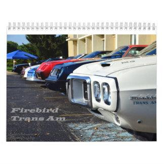2016 Trans Am Calendar