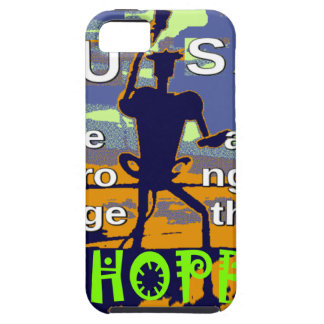 2016 US election Hillary Clinton hope Stronger Tog iPhone SE/5/5s Case