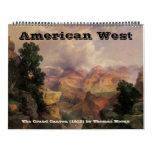 2016 Vintage American West, Western Life Calendar