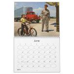 2016 Vintage Living Calendar