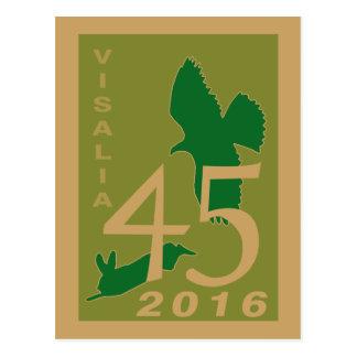 2016 Visalia Postcard