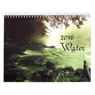 2016 Water Calendar