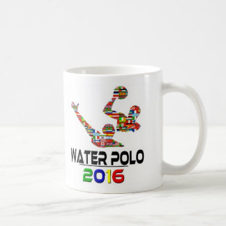 2016:Water Polo Coffee Mug