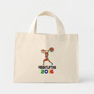 2016: Weightlifting Tote Bag