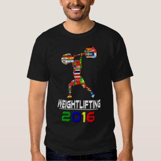2016:Weightlifting Shirt
