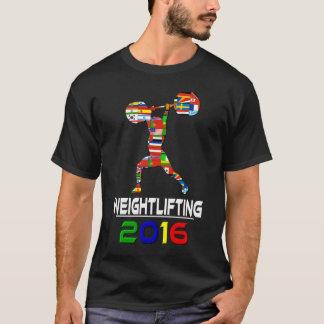 2016:Weightlifting T-Shirt