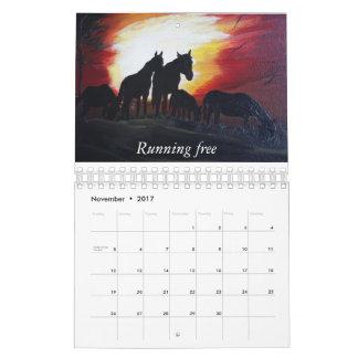 2016 western art image calendar