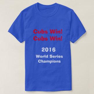 2016 World Series Champions T-Shirt