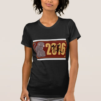 2016 Year of the Monkey Graphic T-Shirt