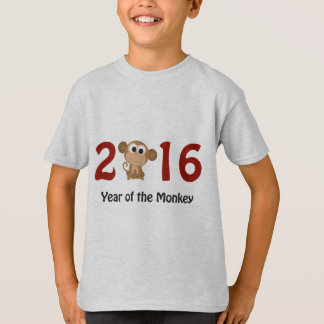 2016 Year of the Monkey T-Shirt