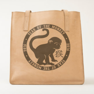 2016 Year Of The Monkey Tote