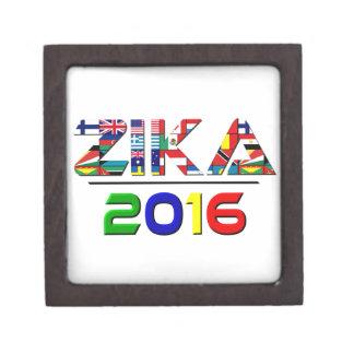 2016 ZIKA GIFT BOX