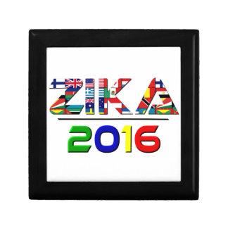 2016 ZIKA JEWELRY BOX