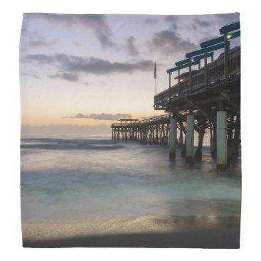 Beach Themed 2017 1st Dawn Tranquility Bandana