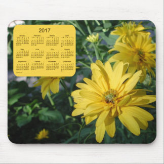 2017 Baskets of Gold Calendar by Janz Mouse Pad