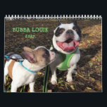 """2017 BUBBA LOUIE CALENDAR<br><div class=""""desc"""">Special BFF Edition. Make this the best year of your life so far!</div>"""