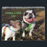 "2017 BUBBA LOUIE CALENDAR<br><div class=""desc"">Special BFF Edition. Make this the best year of your life so far!</div>"