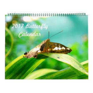 2017 Butterfly Calendar-BIG Calendar