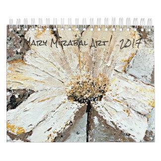 2017 Calendar Mary Mirabal Art