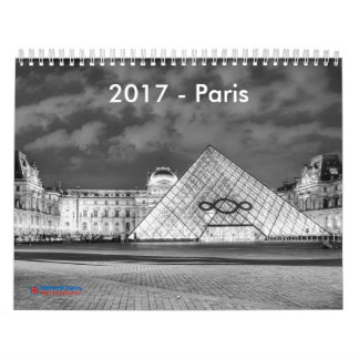 2017 Calendar - Paris (UK Cultural Information)