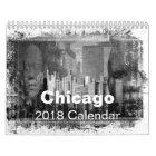 2017 Chicago Calendar