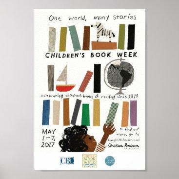 Childrens_Book_Week 2017 Children's Book Week Poster