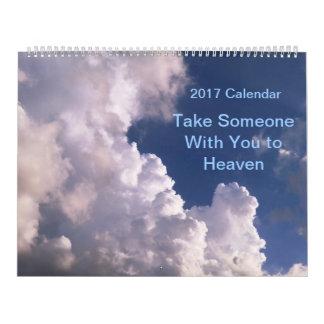 2017 Christian Gospel Calendar