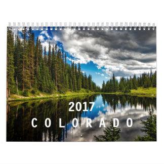 2017 Colorado Calendar
