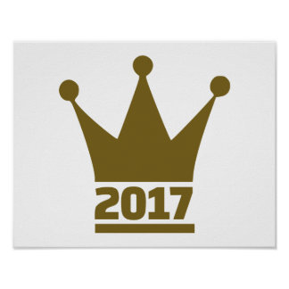 2017 crown poster