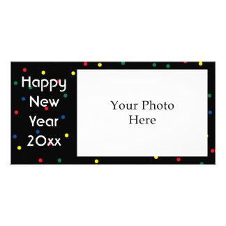 ~ 2017 de la Feliz Año Nuevo Tarjetas Personales