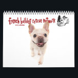 "2017 FBRN French Bulldog Calendar<br><div class=""desc"">Enjoy twelve months of French Bulldogs with our very special calendar featuring foster frenchies and grads from FBRN! Learn more about the French Bulldogs in need at frenchbulldogrescue.org.</div>"