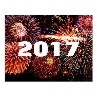 2017 Fireworks Postcard