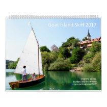 2017 Goat Island Skiff Calendar - Worldwide