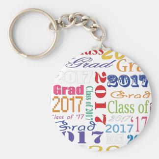 2017 Graduate Keychain