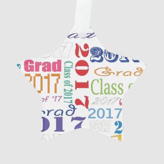 2017 Graduate Ornament