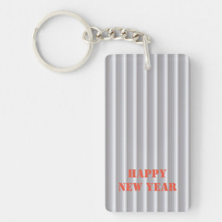 2017 HAPPY NEW YEAR Giveaway Gifts Keychain