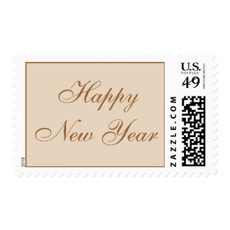 2017 ~ Happy New Year Postage