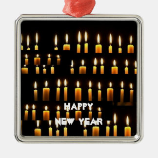 2017 HAPPY NEWYEAR Nameste  Candle Decorations
