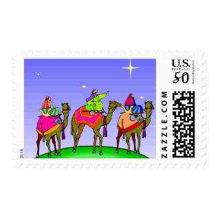 2017 Holiday Card Stamp Usps at Zazzle