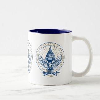 2017 Inauguration Two-Tone Coffee Mug