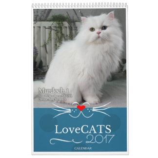 2017 LoveCATS Calendar - Third Edition