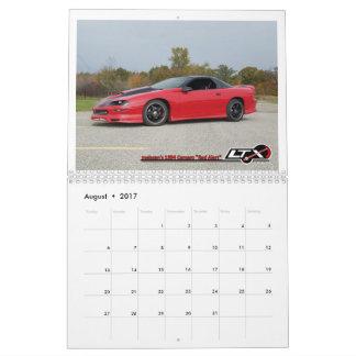 2017 LTxTech.com Calendar