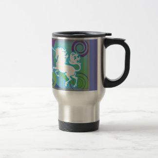 2017 Mink Mug Magical Unicorn Travel Mug