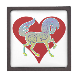 2017 Mink Nest Runequine Heart Gift Box 1