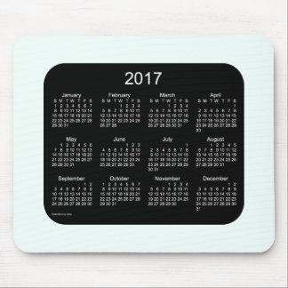 2017 Mint Cream Calendar by Janz Mousepad