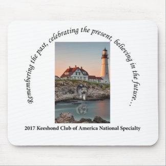 2017 National Logo Option #1 Mouse Pad