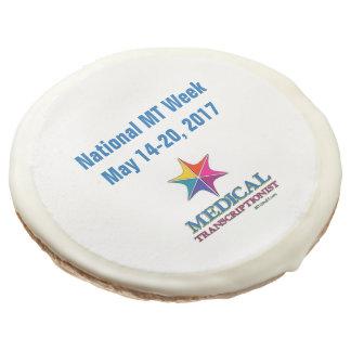 2017 National MT Week Sugar Cookie