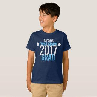 2017 or Any Year First Grade New Grad V9 T-Shirt